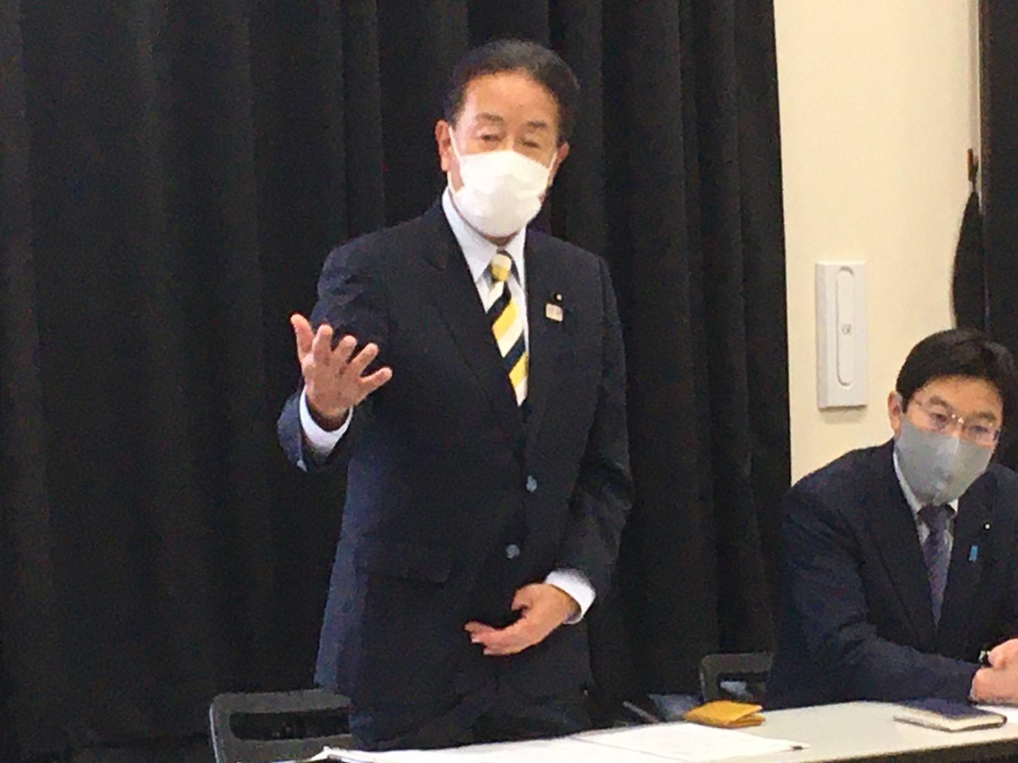 静岡県看護連盟との意見交換会「医療現場の課題・今後の展望」_d0050503_20473988.jpg