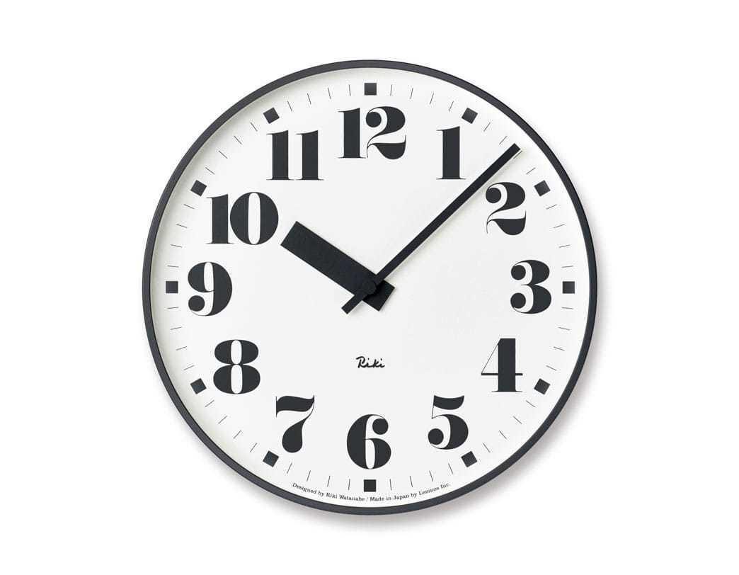 ワタナベリキさんの時計_c0362506_14203303.jpg