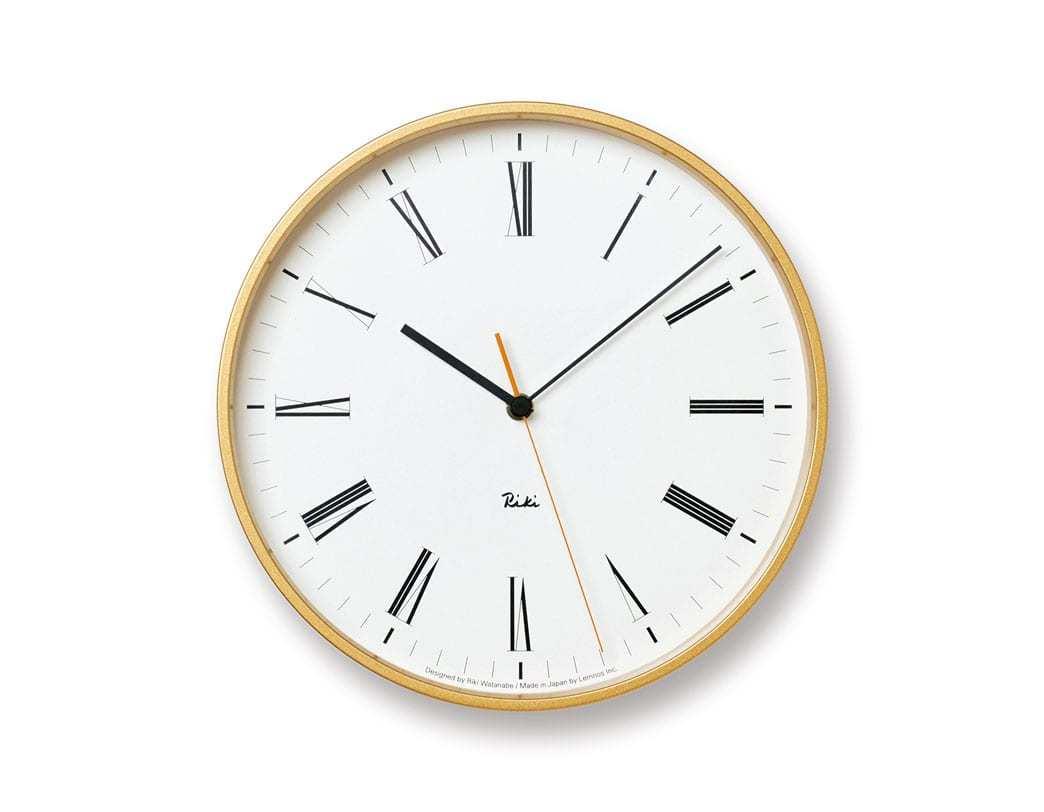 ワタナベリキさんの時計_c0362506_14212591.jpg