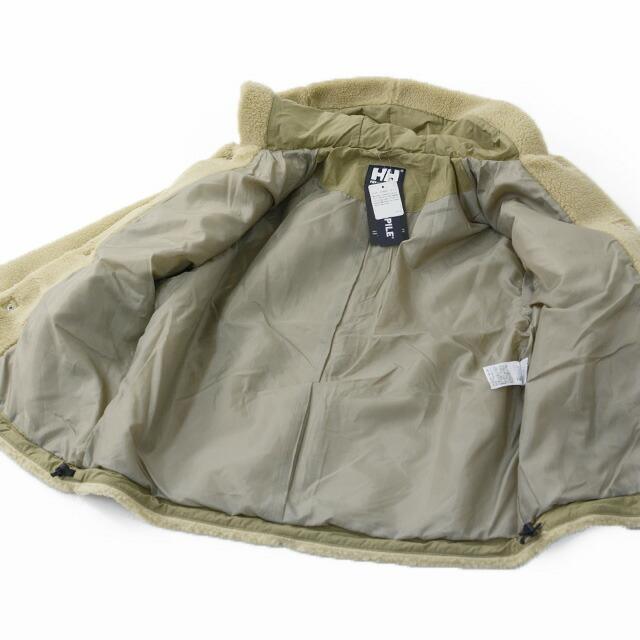 HELLY HANSEN [ヘリーハンセン] W\'s FIBERPILE(R)Coach Jacket [HE51973] ファイバーパイルサーモフーディー・フリースジャケット・MEN\'S _f0051306_17100493.jpg