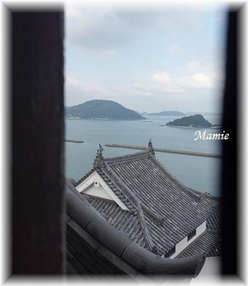 天守閣からの景色  GTK②_d0387712_01235098.jpg