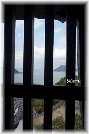 天守閣からの景色  GTK②_d0387712_01235248.jpg