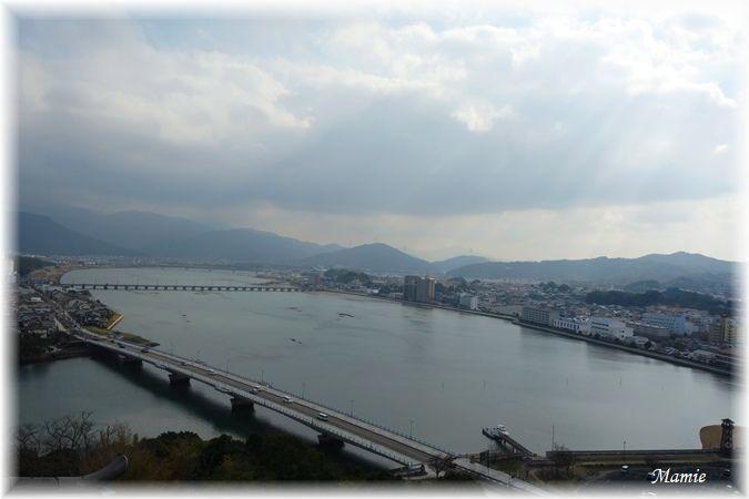 天守閣からの景色  GTK②_d0387712_01240410.jpg