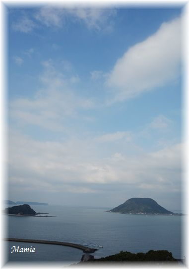 天守閣からの景色  GTK②_d0387712_01241524.jpg