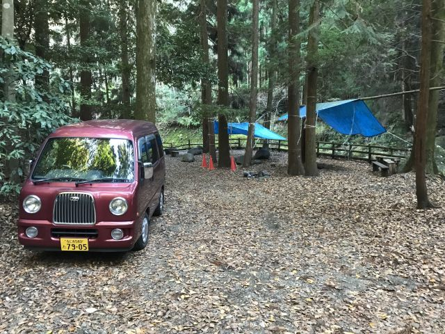 渓流園地キャンプ場いってきました!_a0164918_16594956.jpg