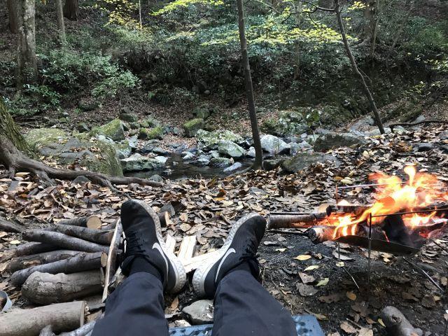 渓流園地キャンプ場いってきました!_a0164918_17081237.jpg