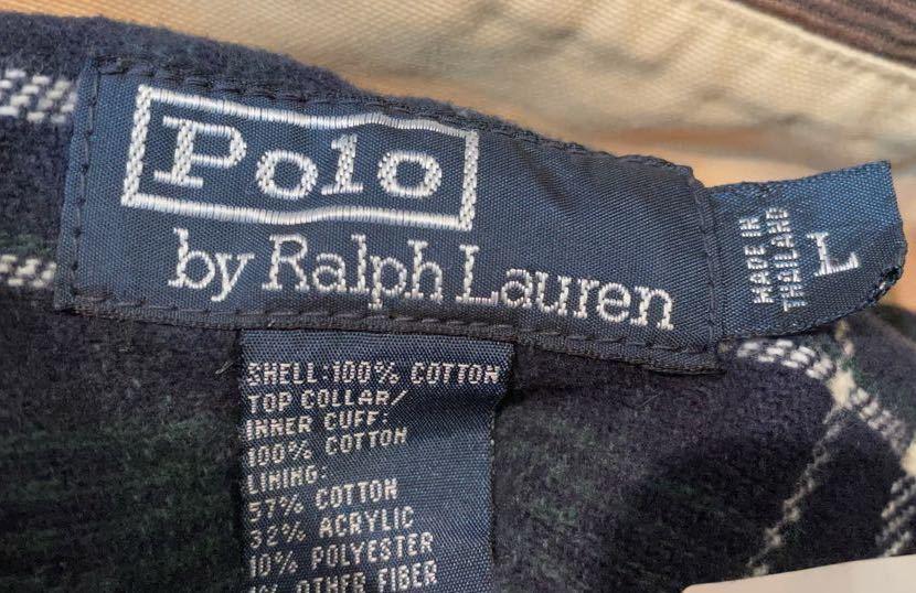 11月28日(土)入荷!90s〜POLO Ralph Lauren ハンティング  ジャケット!_c0144020_14281886.jpg