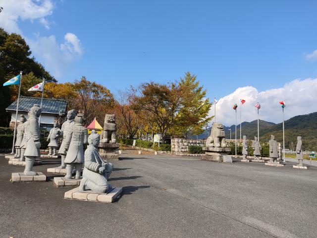 Go to弾丸ツアー:③平和公園vol.1~世界の詰め合わせ~_d0137326_19030482.jpg