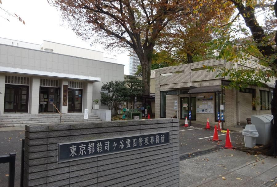 雑司ヶ谷霊園_f0059673_23352358.jpg