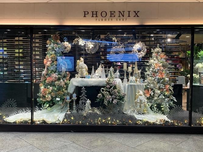 梅田のクリスマスシーン♪ 阪急クリスマスマーケット_e0237680_08353141.jpg