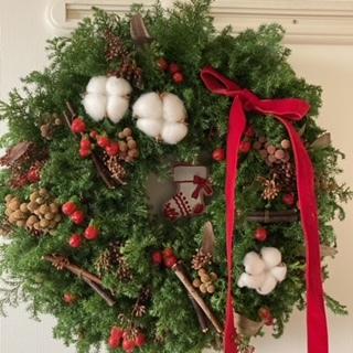 生徒様から届いた「tree& リース」画像_c0152002_08174035.jpeg
