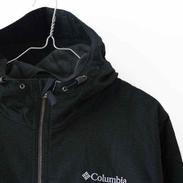 Columbia [コロンビア] Loma Vista Hooded Jacket [WE1074] ロマビスタ フーデッドジャケット・アウトドアジャケット・裏フリース・MEN\'S _f0051306_14185751.jpg