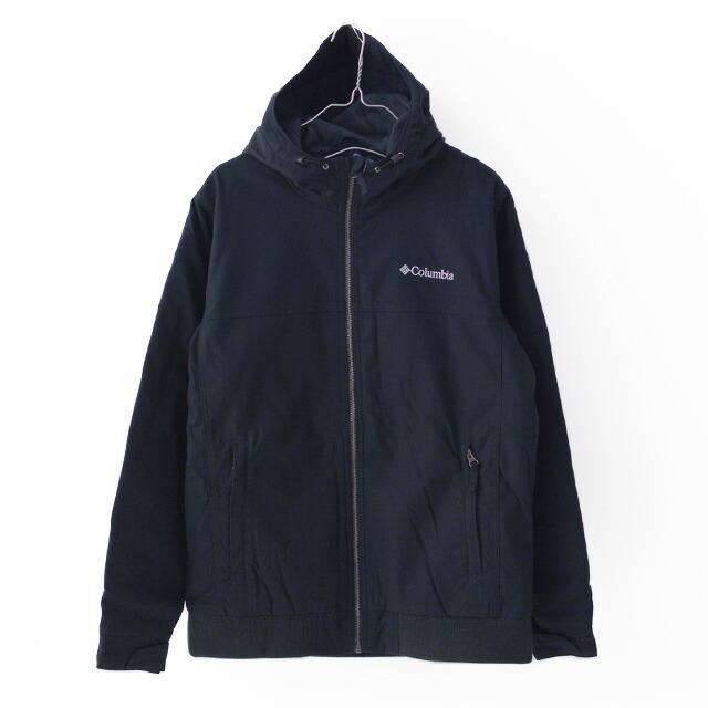 Columbia [コロンビア] Loma Vista Hooded Jacket [WE1074] ロマビスタ フーデッドジャケット・アウトドアジャケット・裏フリース・MEN\'S _f0051306_14185759.jpg