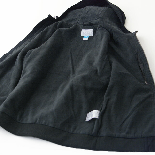 Columbia [コロンビア] Loma Vista Hooded Jacket [WE1074] ロマビスタ フーデッドジャケット・アウトドアジャケット・裏フリース・MEN\'S _f0051306_14185861.jpg