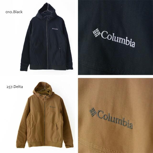 Columbia [コロンビア] Loma Vista Hooded Jacket [WE1074] ロマビスタ フーデッドジャケット・アウトドアジャケット・裏フリース・MEN\'S _f0051306_14185882.jpg