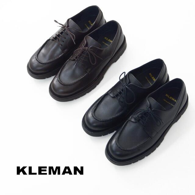 KLEMAN [クレマン] FRODA レザーシューズ ユーチップ・ドレスシューズ/フランス製 [MEN\'S] _f0051306_14280590.jpg