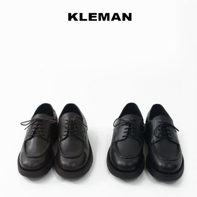 KLEMAN [クレマン] FRODA レザーシューズ ユーチップ・ドレスシューズ/フランス製 [MEN\'S] _f0051306_14280693.jpg