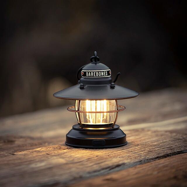 Barebones Living [ベアボーンズリビング] ミニエジソンランタンLED 3パック [20230012] ランタン・照明・キャンプ用品・MEN\'S/LADY\'S _f0051306_15544406.jpg