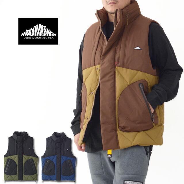 Mountainsmith [マウンテンスミス] Adams [MS0-000-202008] アダムス・ベスト・ダウンベスト・防寒・MEN\'S _f0051306_16383775.jpg