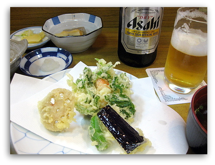 和食「天竹」の三彩定食 @阪神尼崎駅_a0048918_06320858.jpg