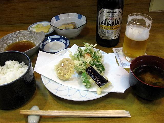 和食「天竹」の三彩定食 @阪神尼崎駅_a0048918_06333722.jpg