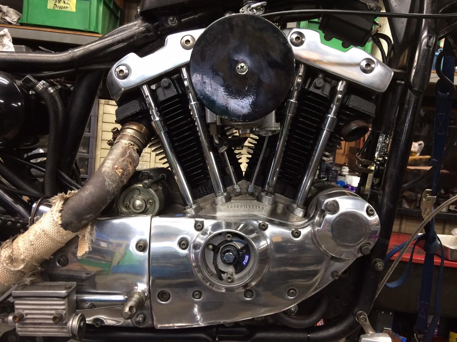 アイアンIronhead エンジン&足回り OH_b0160319_14410081.jpg