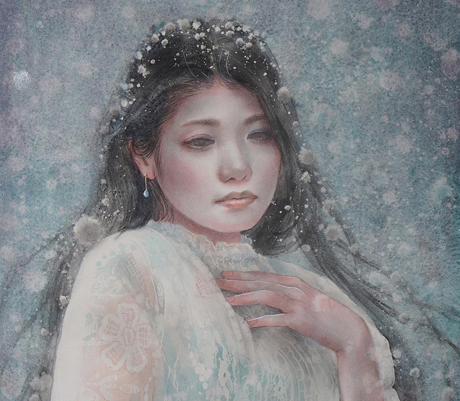 作品「銀雪」部分☆オンラインショップスタートしました!_e0115223_17255645.jpg