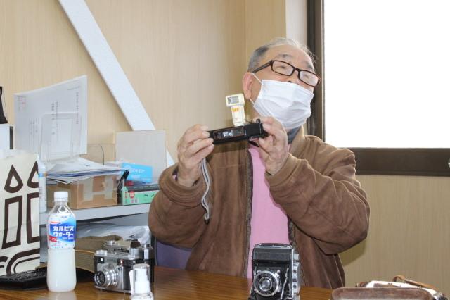 第28回 好きやねん大阪カメラ倶楽部 In 和歌山 例会報告 今月のテーマ 日本製カメラ_d0138130_15581785.jpg