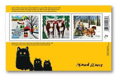 ホリディシーズンの切手_c0353373_16260382.jpg