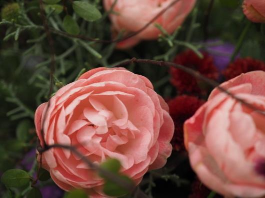 フラワーデザイン ロマンチックな花束_d0281783_09391003.jpg