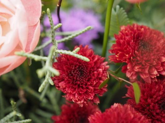 フラワーデザイン ロマンチックな花束_d0281783_09400459.jpg