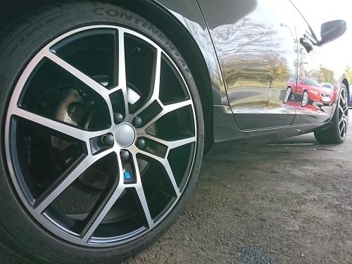 希少車輛入りました!! VOLVO polestar Audi TTSイモライエロー_c0219786_18054569.jpg