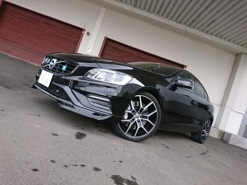 希少車輛入りました!! VOLVO polestar Audi TTSイモライエロー_c0219786_18182893.jpg