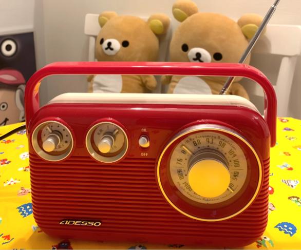 ラジオでラジオを聴く📻_f0143188_14112789.jpg
