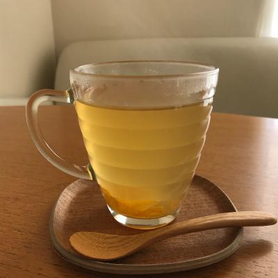 柚子蜜茉莉花茶・12月2日(水)からのランチプレート_b0102217_17225405.jpg
