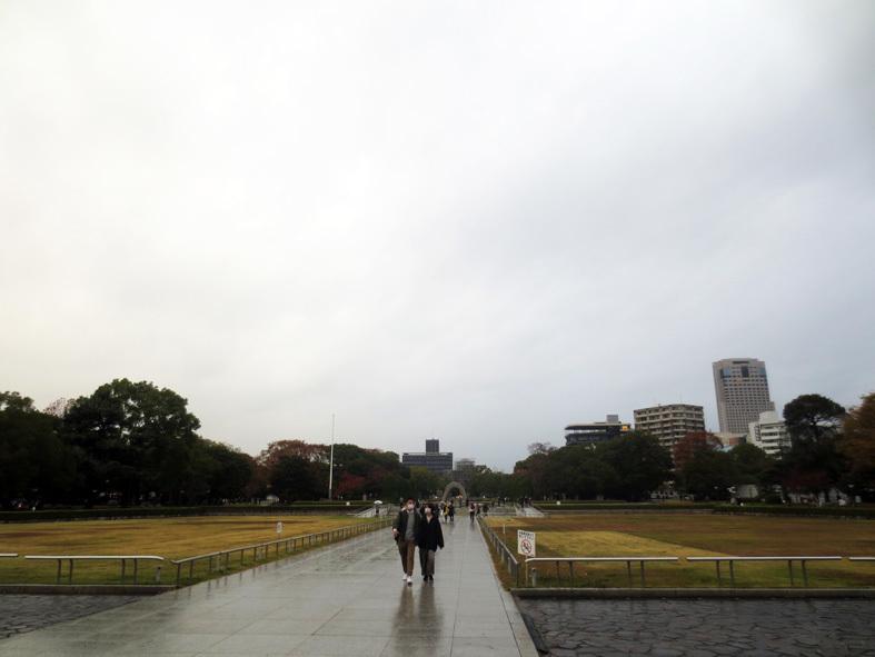 ■普請中だった広島の世界遺産モニュメント──Go To…利用で一泊行_d0190217_21452383.jpg
