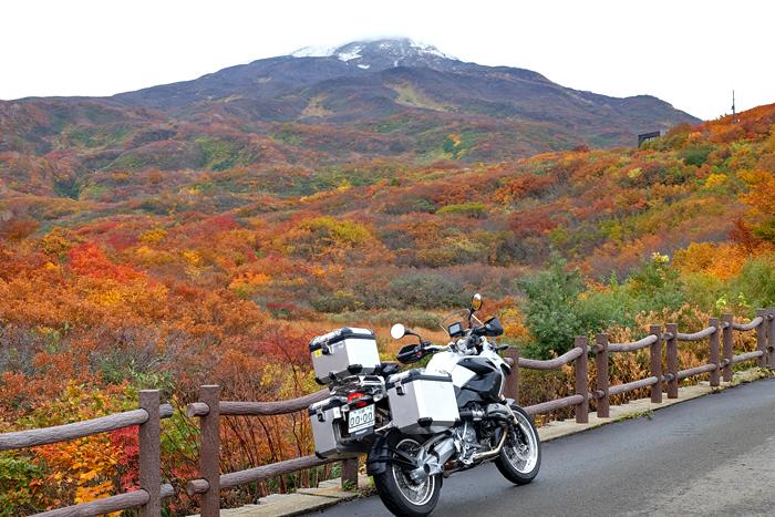 鳥海山ツーリング  竜が原湿原と栗駒山_e0362634_17404203.jpg