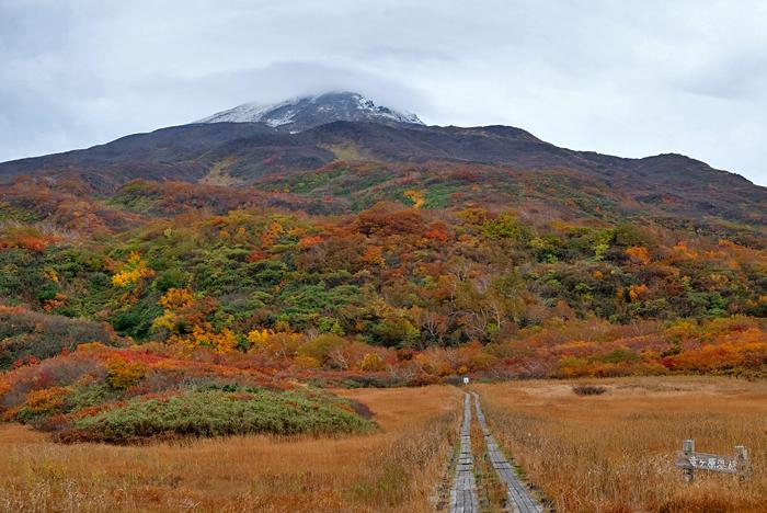 鳥海山ツーリング  竜が原湿原と栗駒山_e0362634_17420836.jpg