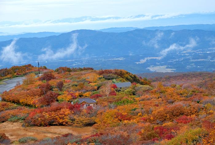 鳥海山ツーリング  竜が原湿原と栗駒山_e0362634_17501187.jpg