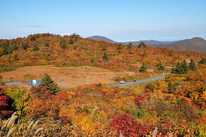鳥海山ツーリング  竜が原湿原と栗駒山_e0362634_18030017.jpg