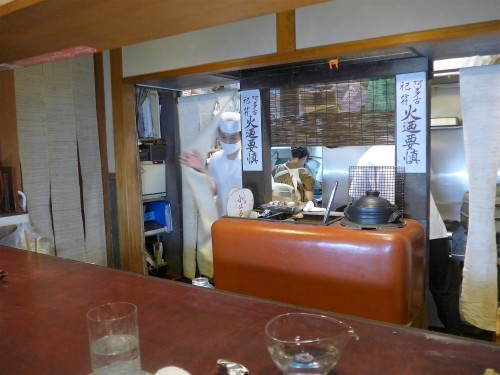 京都・木屋町「りょうりや御旅屋」へ行く。_f0232060_19260247.jpg