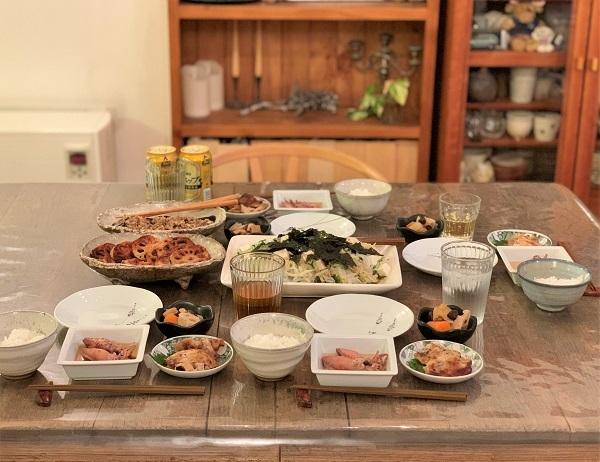 お弁当と おやつのじかんと おうちごはんと_d0249193_22032433.jpg