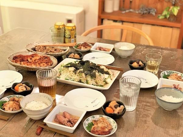 お弁当と おやつのじかんと おうちごはんと_d0249193_22081670.jpg