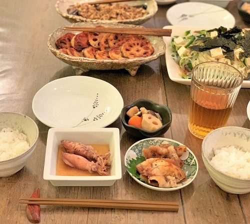 お弁当と おやつのじかんと おうちごはんと_d0249193_22143174.jpg