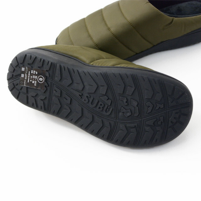 SUBU [スブ] SUBU SOLE [SB-SOLE] あったかサンダル・アウトドアサンダル・ MEN\'S/LADY\'S _f0051306_17421108.jpg