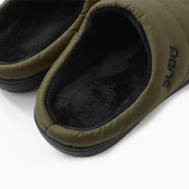 SUBU [スブ] SUBU SOLE [SB-SOLE] あったかサンダル・アウトドアサンダル・ MEN\'S/LADY\'S _f0051306_17421174.jpg