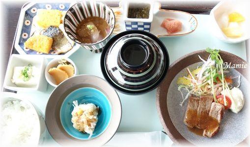 旅の楽しみ 夕食 と 朝食 GTK⑥_d0387712_01494138.jpg