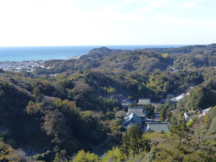 鎌倉散策11月 建長寺_f0296312_16522360.jpg