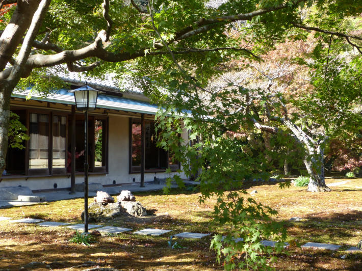 鎌倉散策11月②  長寿寺_f0296312_19221316.jpg