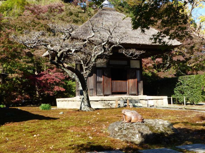 鎌倉散策11月②  長寿寺_f0296312_19221496.jpg